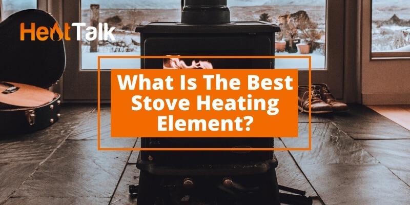 stove heating element