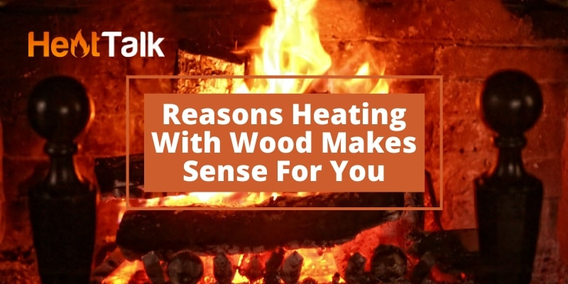 heating with wood