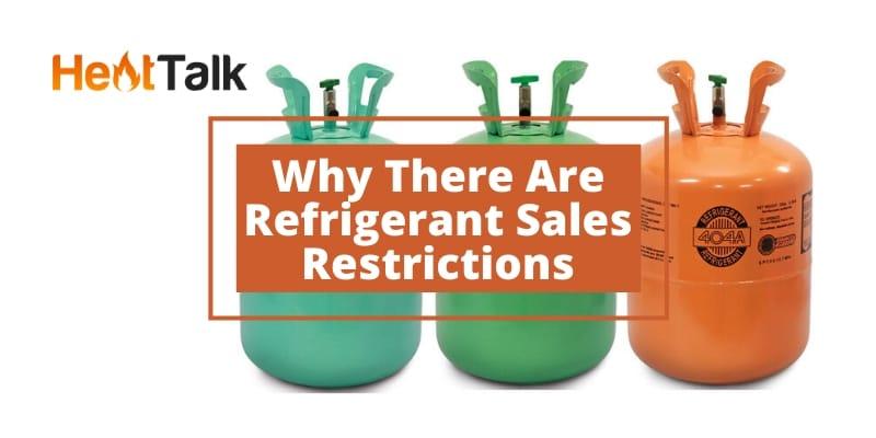 refrigerant sales
