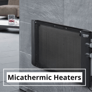 micathermic heaters