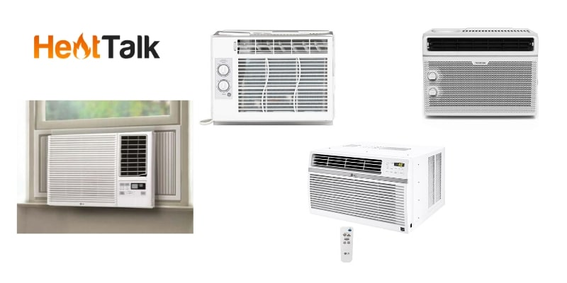 energy efficient window air conditioner