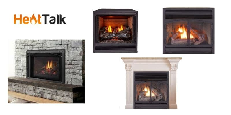 Best Gas Fireplace Inserts Of 2020 A, Most Energy Efficient Fireplace Insert