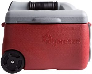 icybreeze battery-powered air conditioner and cooler