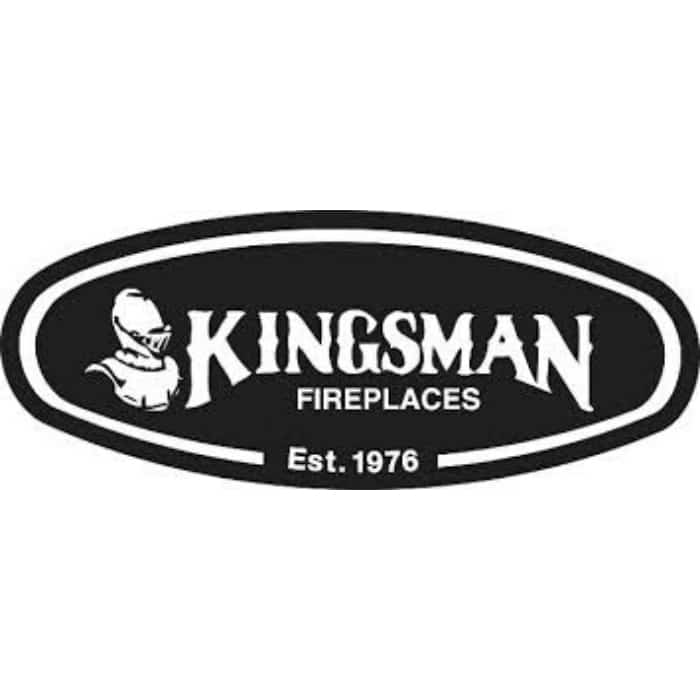 kingsman fireplace logo