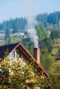 rural chimney