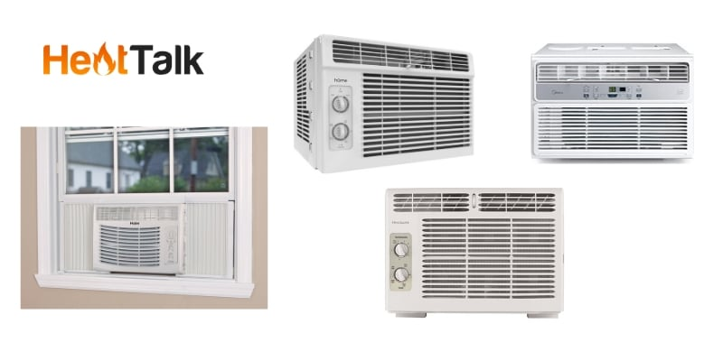 smallest window air conditioner