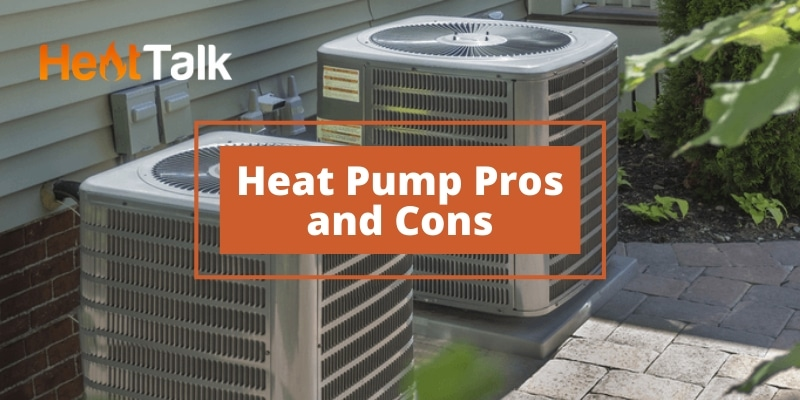 heat pump pros and cons